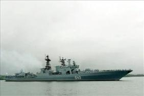 Russian commandos on submarine